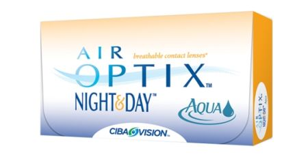 Kontaktlinsenspezialist Air Optix Night & Day Aqua Monatslinsen Kontactlinsen München